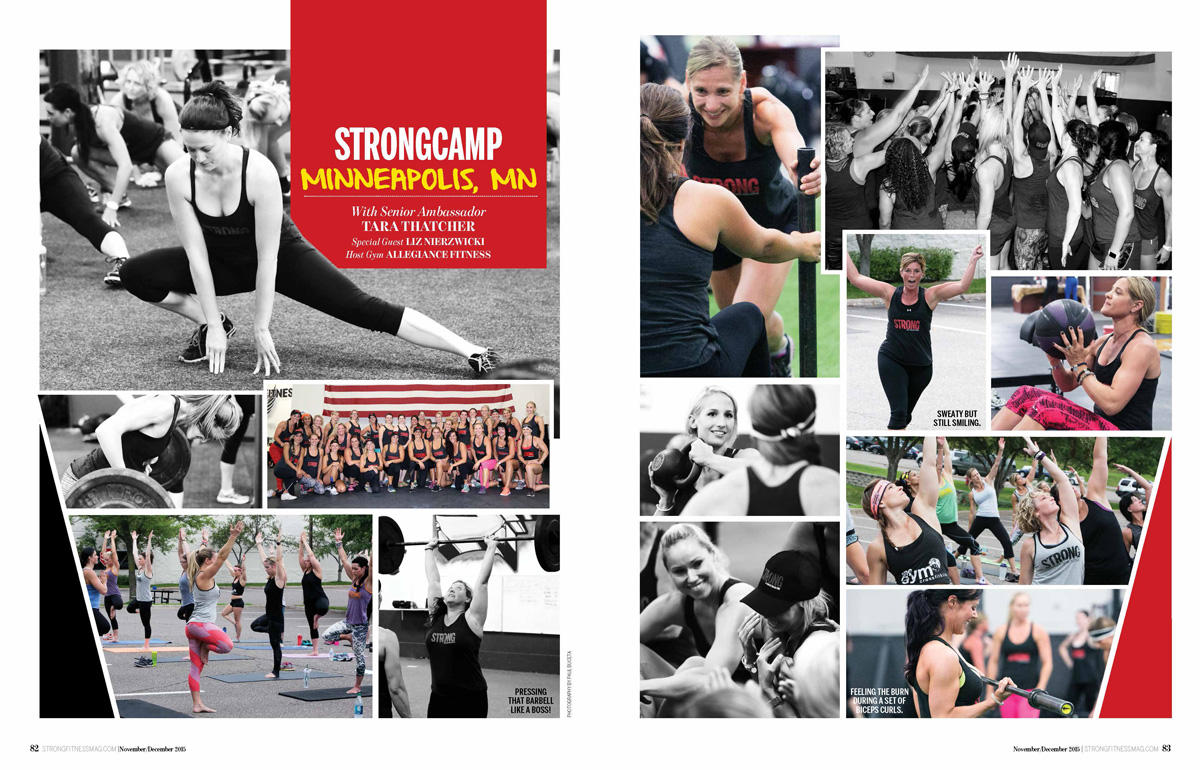 Strongcamp Minneapolis